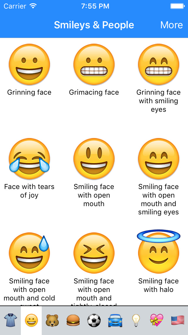 Emoji Meanings Dictionary List | Apps | 148Apps
