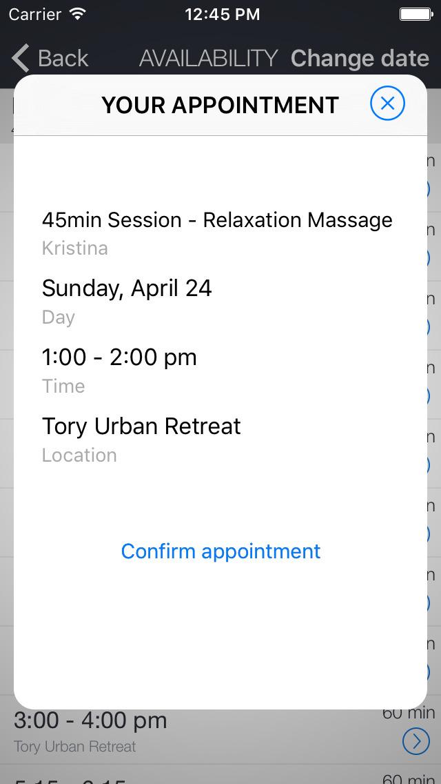 Tory Urban Retreat screenshot 2