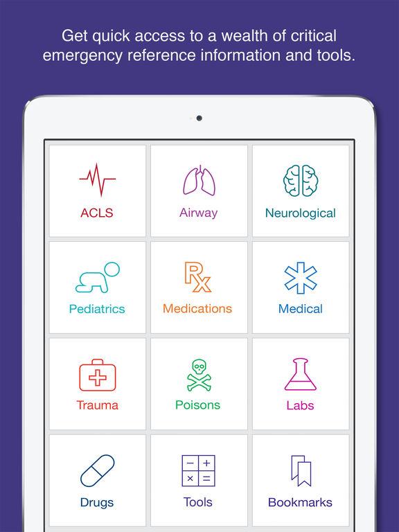 Informed's Emergency & Critical Care Guide screenshot 6