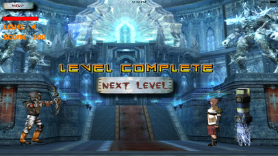 Archer Kingdom Of Ice Pro - The Best Archery Game screenshot 4