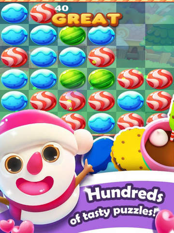 Jam Poping Blast: Special Candy screenshot 5