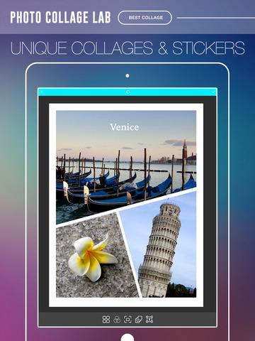 Photo Collage Lab - photo collage maker, selfie editor & camera blender screenshot 6