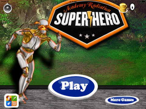 Academy Radiation Super Hero Pro - Jump and Fly City War Clash screenshot 6