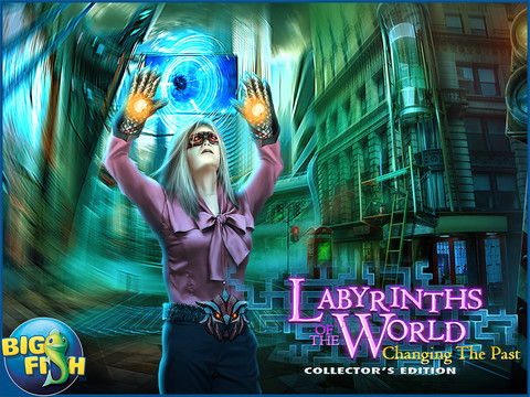 Labyrinths of the World: Changing the Past HD - A Mystery Hidden Object Game screenshot 5