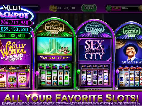 True Vegas Casino™ screenshot 9