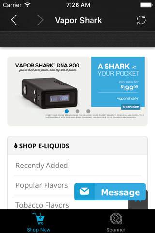 Vapor Shark Mobile - náhled