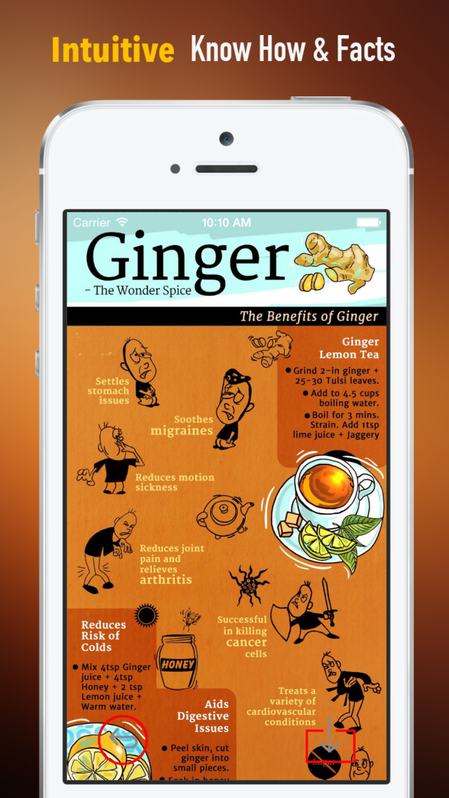 Ginger for Cooking:Recipes,Tips and Uses screenshot 1