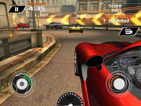 American Muscle Car Simulator - Turbo City Drag Racing Rivals Game FREE screenshot 9