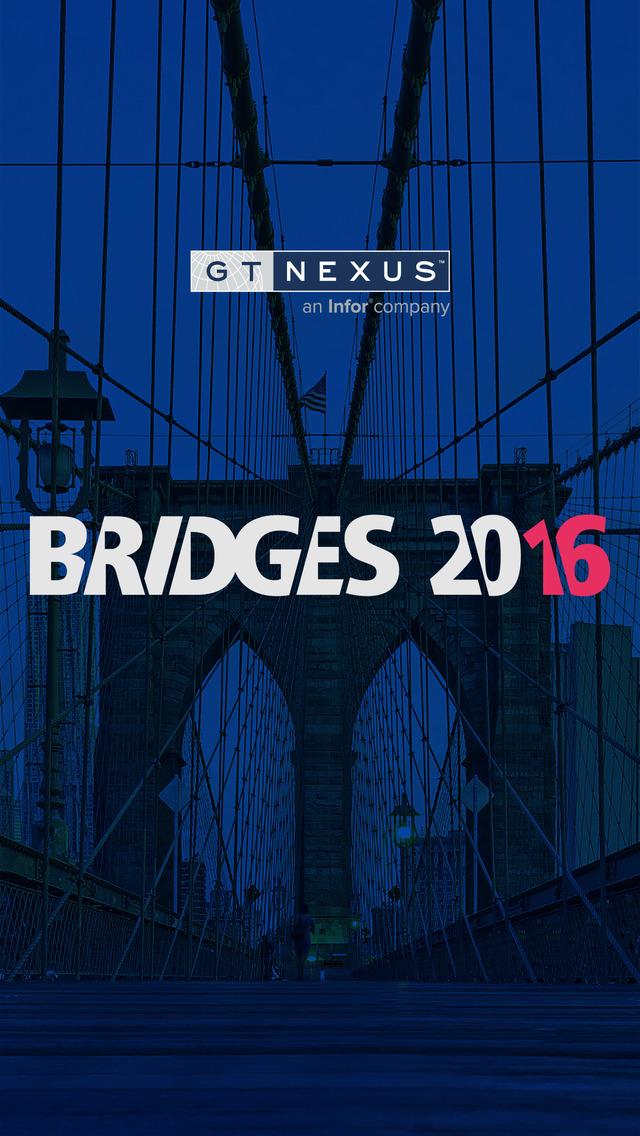 Bridges 2016 screenshot 1