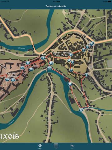 Visiter Semur-en-Auxois screenshot 7
