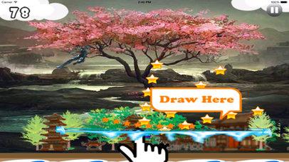 Clan Dark Jumping - Samurai Adventure Game screenshot 5