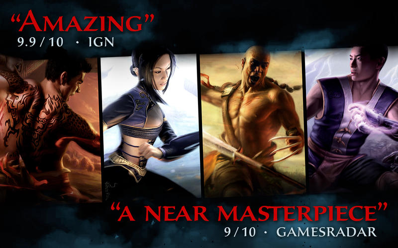 Jade Empire™: Special Edition screenshot 1