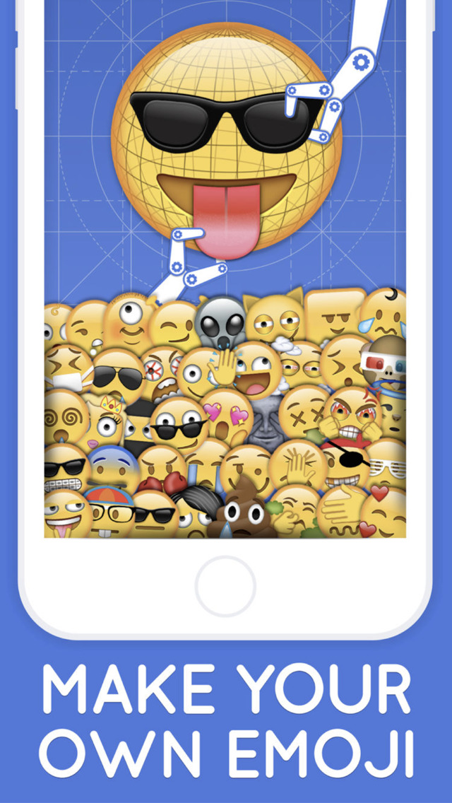 Moji Maker™   Emoji & Avatar screenshot 1
