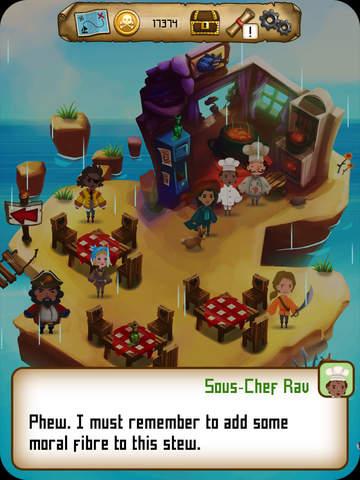 Rule with an Iron Fish screenshot 6