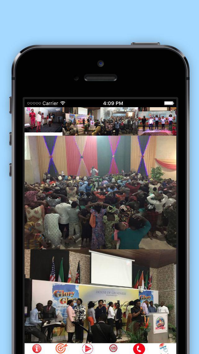 Pentecost BaptistChurch screenshot 4