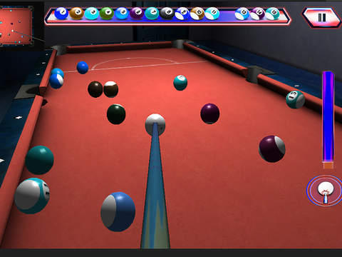 Real Snooker Billiard: Play 3D Pool Game Free screenshot 5