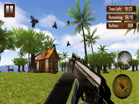 Crow Hunter in Jungle screenshot 6