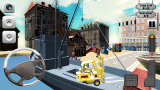Forklift Simulator 2016 screenshot 3