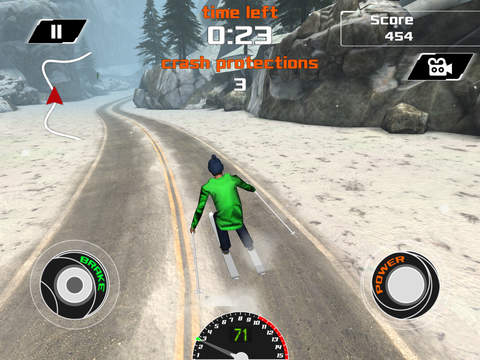 Cross Country Skiing - 3D Winter Mountain Championship Sport Racing Simulator Pro screenshot 6