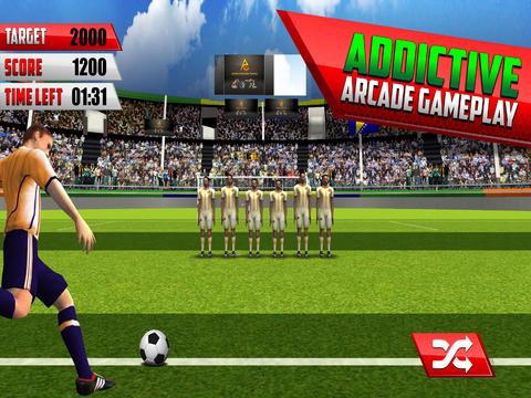 Football Penalty Shoots screenshot 7