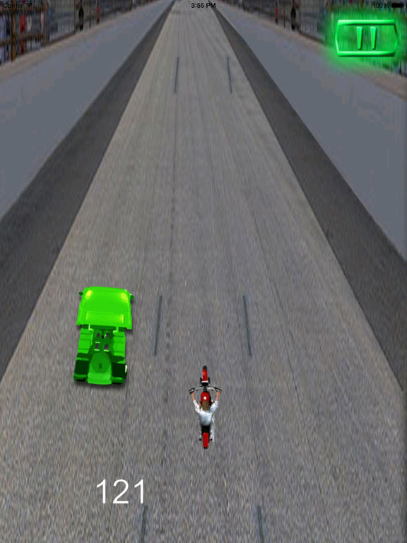 A Motorcycle Without Law - Fury On The Track screenshot 7