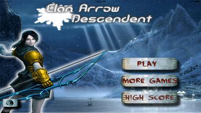 A Clan Arrow Descendent - Bow Arrow Best Game screenshot 1