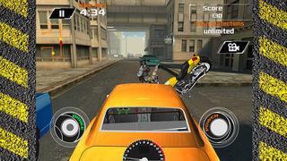 American Muscle Car Simulator - Turbo City Drag Racing Rivals Game FREE screenshot 2