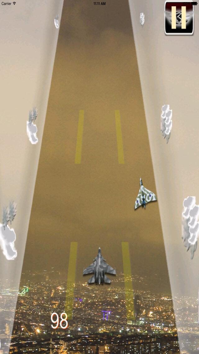 Airplane Crash Simulator PRO - Fast Driver Amazing screenshot 4