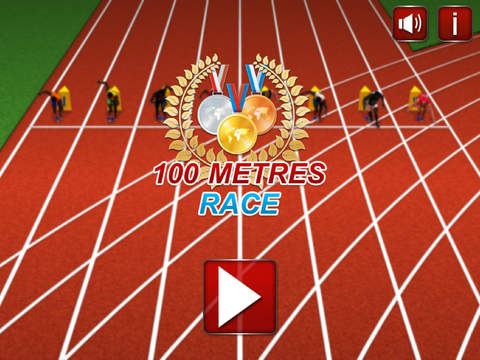 100 Metres Race screenshot 10