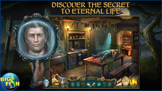 Haunted Legends: The Secret of Life - A Mystery Hidden Object Game (Full) screenshot 1
