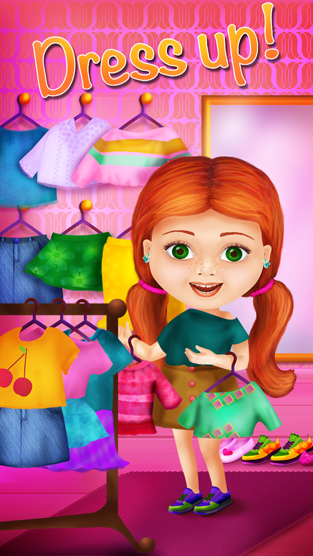 Spring Fruit Party - Spa, Dress up & Decoration screenshot 3