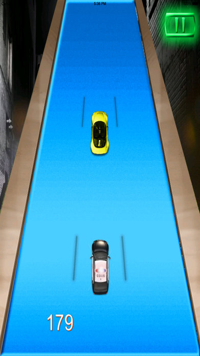 Chase Speed Simulator - Xtreme Racing Police screenshot 4