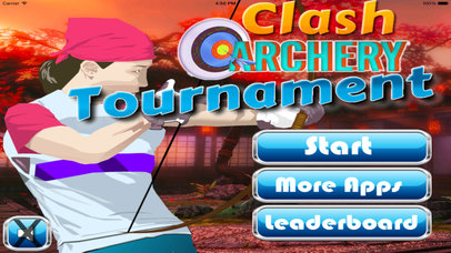 Clash Archery Tournament - Bow and Arrow Game screenshot 1