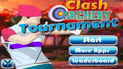 Clash Archery Tournament - Bow and Arrow Game screenshot 1
