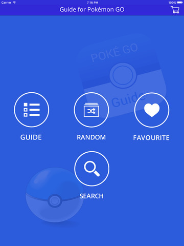 Reference Guide for Pokémon Go App & Game: Tips, Tricks & How to Play Guide! screenshot 3