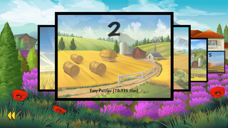 Barnyard Mahjong 3 Free screenshot 2