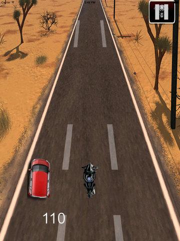 A Hallucinatory Speed Biker Pro - Amazing Real Bike Race screenshot 7