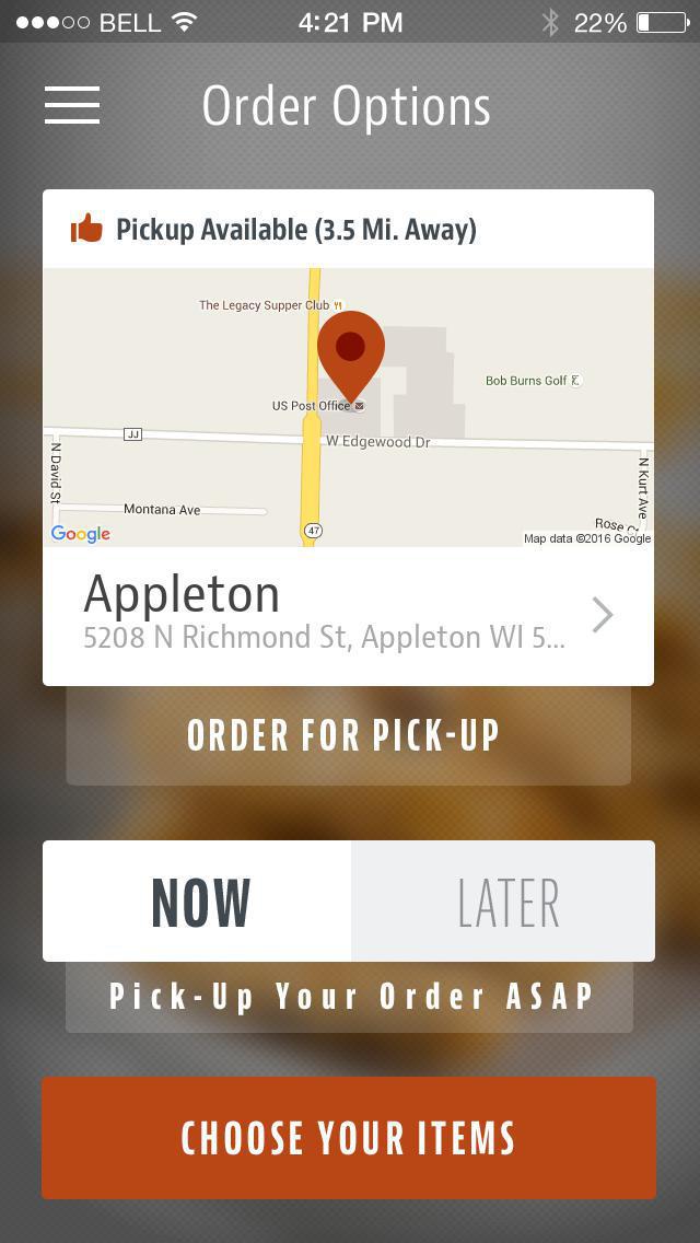 Champs Chicken at Northsider screenshot 2