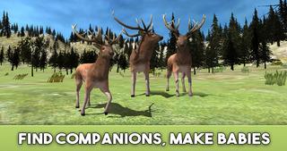 Deer Simulator 2017 Full screenshot 4
