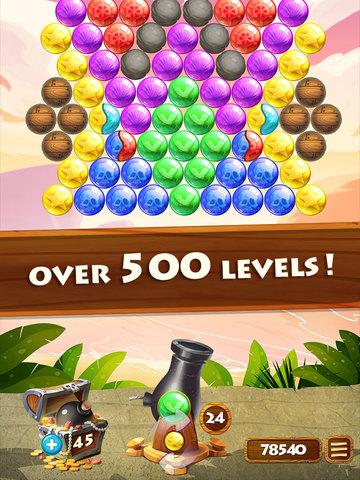Bubble Shooter Treasure screenshot 6