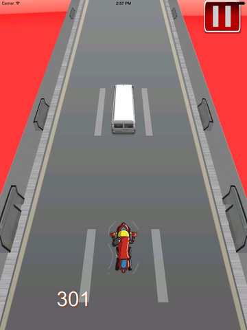A Large Powerful And Cool Motorcycle - Motorcycle Fast Game In Town screenshot 9