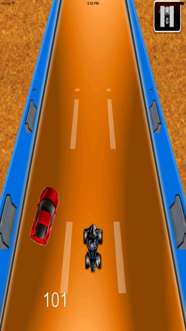 A Motorcycle ATVS Dark Pro - Stock Motorcycle Race screenshot 4