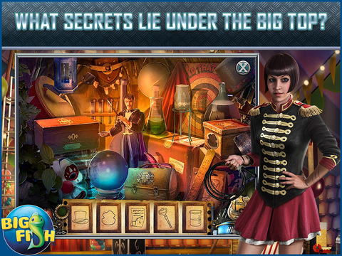 Dead Reckoning: The Crescent Case - A Mystery Hidden Object Game (Full) screenshot 7