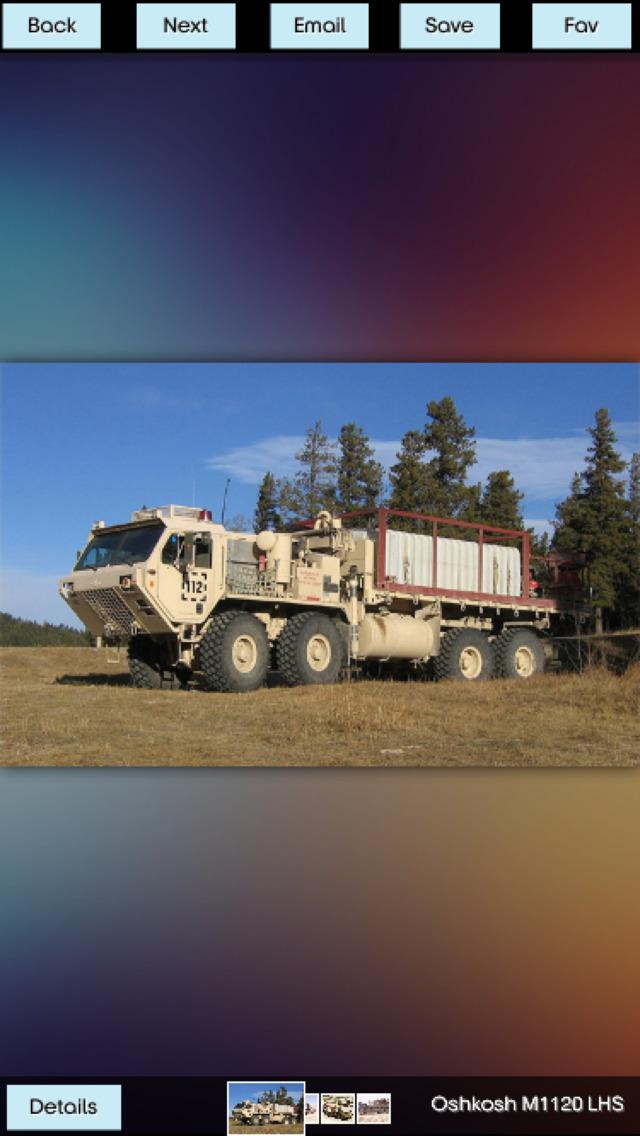 Army Vehicles screenshot 4