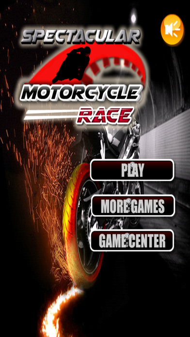 A Spectacular Motorcycle Race Pro - Xtreme Nitro screenshot 1