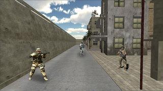 Urban Commando Counter Attack screenshot 1