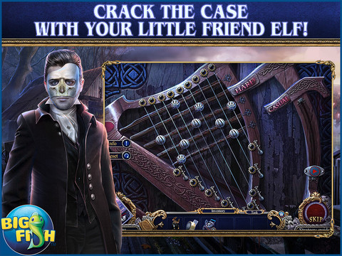 Mystery Trackers: Paxton Creek Avengers - A Mystery Hidden Object Game (Full) screenshot 8