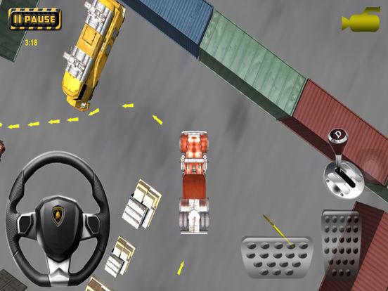 Truck Parking Simulation 3D screenshot 7