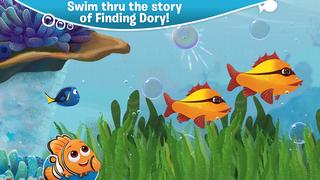 Finding Dory: Just Keep Swimming screenshot 2