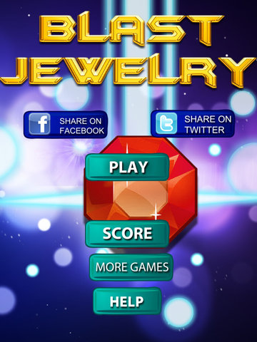 Blast Jewelry PRO - Gems Blitz Amazing screenshot 6